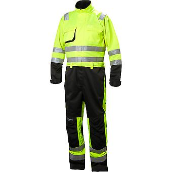 Helly Hansen Mens Alna Durable High-Vis Construction Workwear Suit
