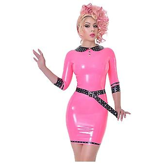 Westward Bound Supercilious Latex Rubber Dress