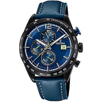 Festina mens watch chronograph sport F20344/2