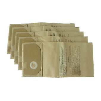 Sacs à poussière papier aspirateur Electrolux Powerline Widetrack 1360