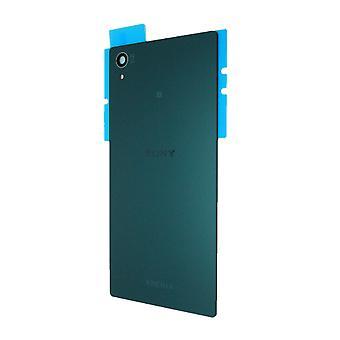 Oryginalny Sony Xperia Z5 tylnej pokrywy baterii - Green - prawdziwy