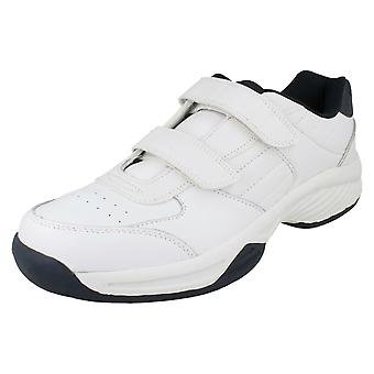 Mens Hi-Tec Wide Casual Walking Trainers Legend EZ