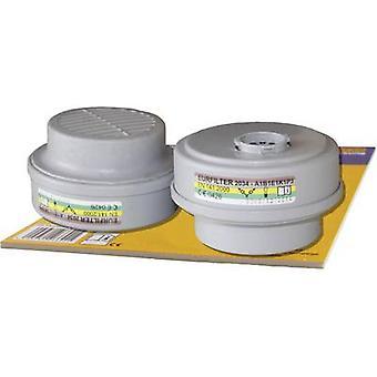 L+D Upixx Eurfilter ETNA 26246 Filter class/protection level: ABEK1 P3R 2 pc(s)