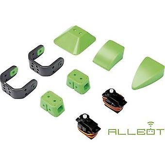 Velleman Roboter Montage Kit ALLBOT®-Option Bein Mit 2 Servos VR012 Version: Bausatz, Komponente