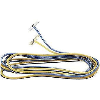 N Fleischmann (w/o track bed) 22217 Cable, 2-pin
