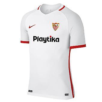 2018-2019 Sevilla Home Nike Shirt (Kids)