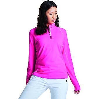 Dare 2b Womens Involve Core Stretch Half Zip Sweater