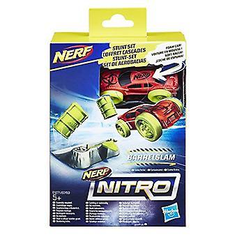 Nerf Nitro enkelt Stunt og bil - SparkSmash