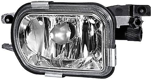 HELLA 007976231 Mercedes-Benz C-Class W203 Driver Side Replacement Fog  Light Assembly