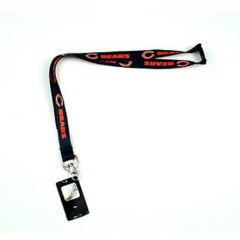 Chicago Bears NFL Lanyard