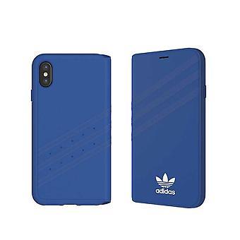 ADIDAS fodral till iPhone X - Blå