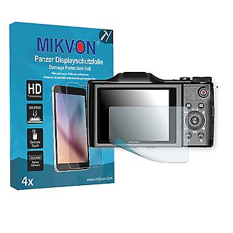 Kodak Pixpro S-1 Screen Protector - Mikvon Armor Screen Protector (Retail Package with accessories)