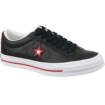 Converse One Star 161563C universale tutte le scarpe da uomo di anno