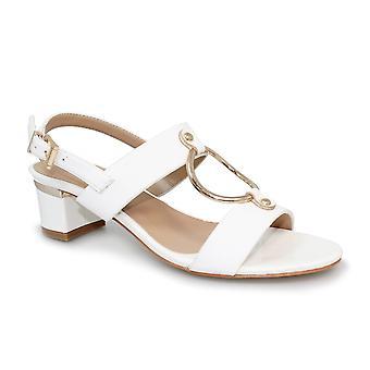 Lunar Keira Block Heel Sandal
