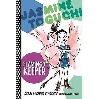 Jasmijn Toguchi - Flamingo Keeper door jasmijn Toguchi - Flamingo Keepe