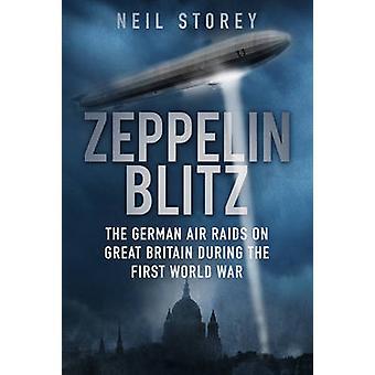 منطاد الغارة--الغارات الجوية الألمانية على بريطانيا العظمى خلال التنوب