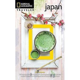 Nat Geo Traveler Japon par Perrin Lindelauf - Book 9781426218293