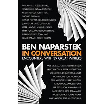 I samtal - möten med 39 stora författare av Ben Naparstek-