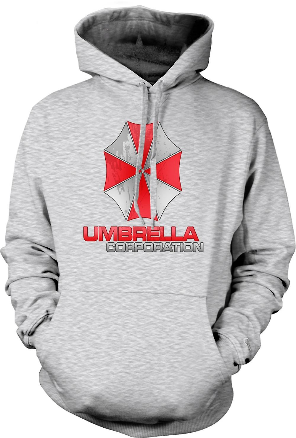 Mens Hoodie - Umberella Corporation