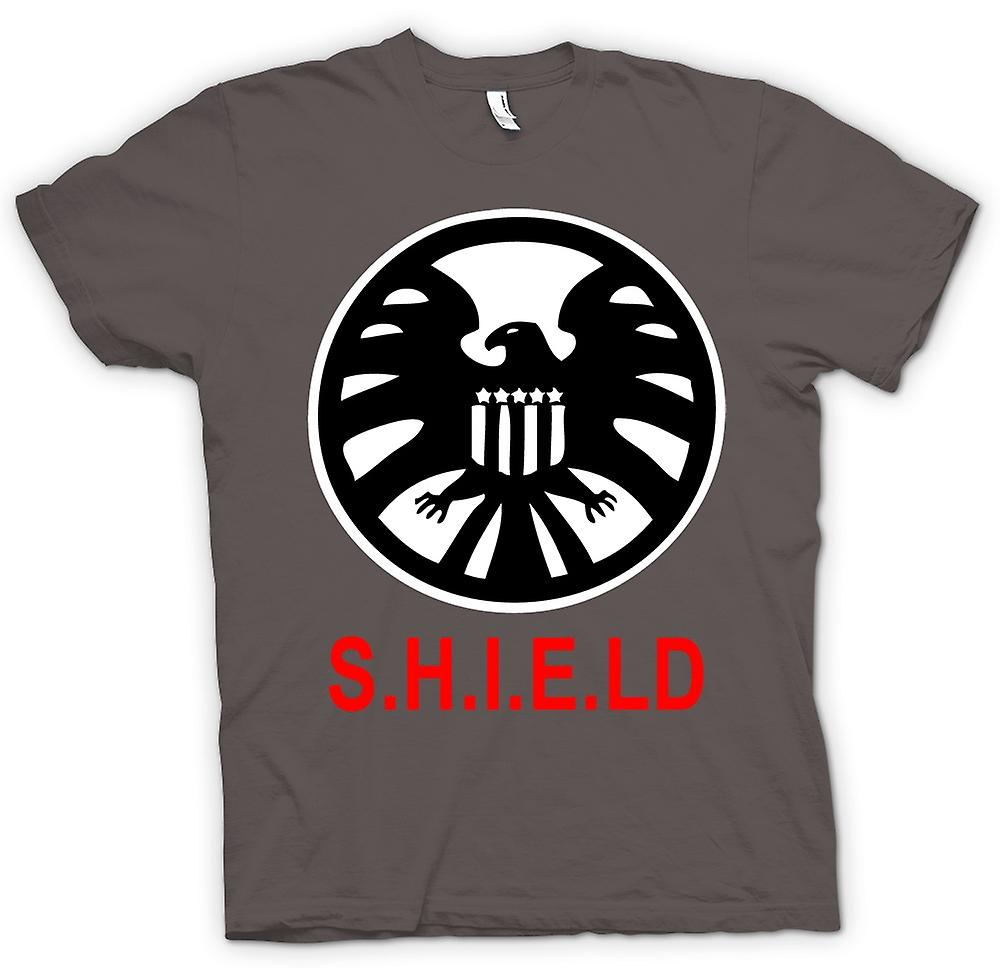 Womens T-shirt - SHIELD Avengers Logo