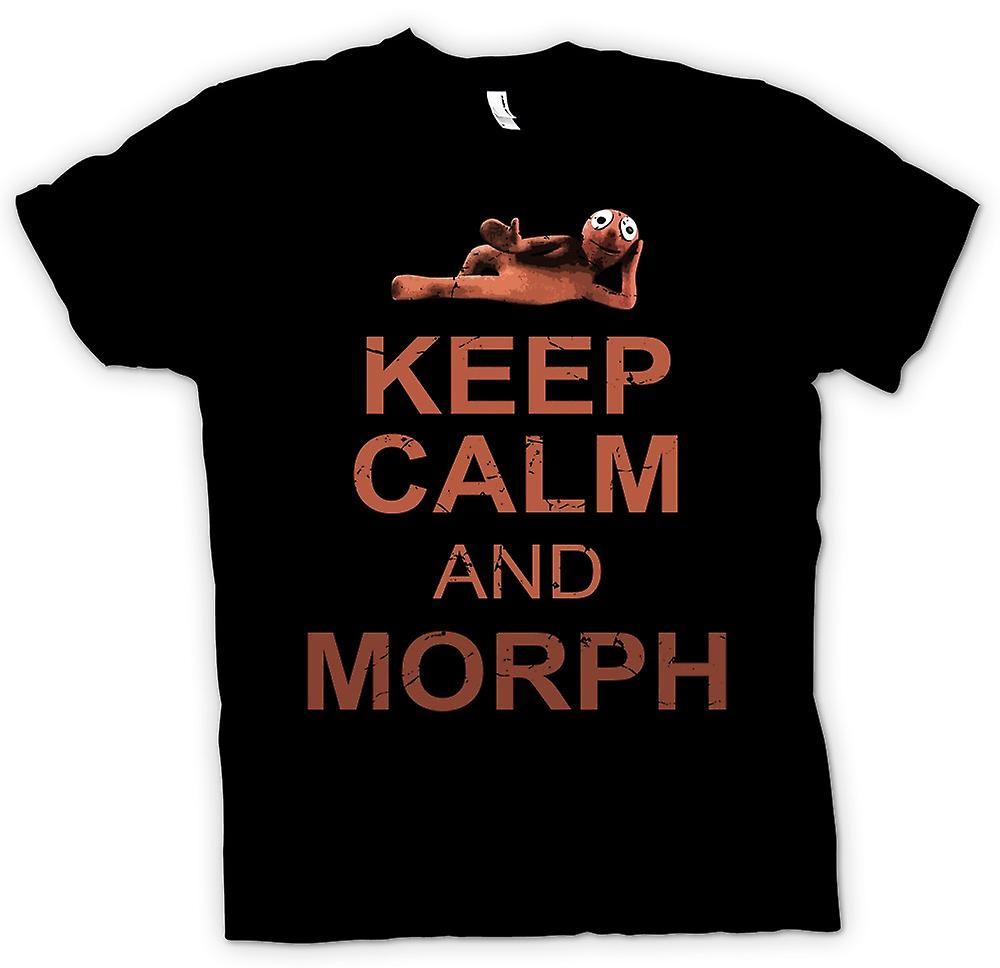 Kids T-shirt - Keep Calm And Morph - Hartbeat Inspired