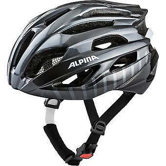 Alpina Fedaia bike helmet / / titanium/black