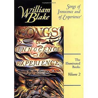 Oświetlony książki Williama Blake'a, Objętość 2: utwory niewinności i doświadczenia: utwory niewinności i doświadczenia v. 2 (Blake)