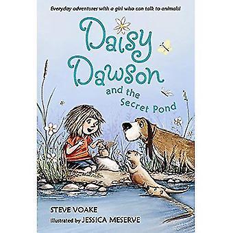 Margarida Dawson e a lagoa secreta
