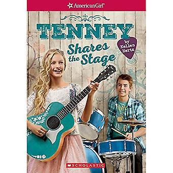 Tenney delar scenen (American Girl