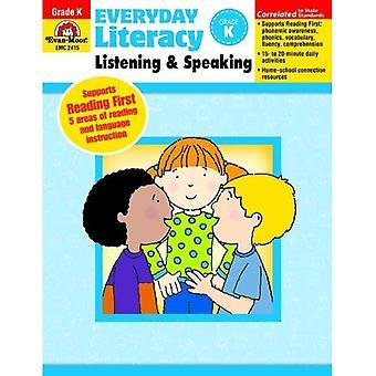 Titta på vardagliga läskunnighet & tal, Grade K (vardagliga läskunnighet lyssna och tala)