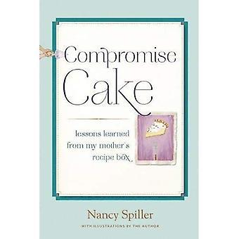 Kompromiss kaka: Lärdomar från min mors recept låda