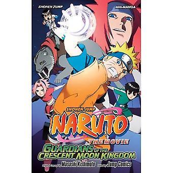 Naruto the Movie Ani-Manga Volume 3