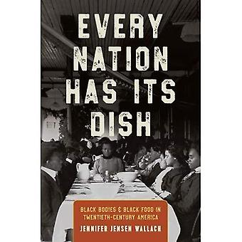 Every Nation Has Its Dish:� Black Bodies and Black Food in Twentieth-Century America