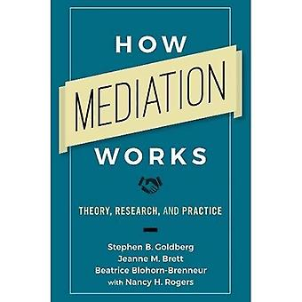 How Mediation Works: Theory, Research, and Practice