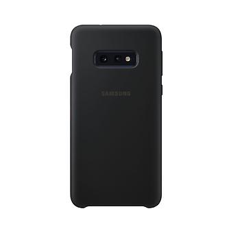 Samsung silicone cover black for Samsung Galaxy S10e G970F EF PG970T bag case protective cover