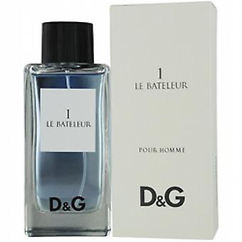 D & G 1 LE BATELEUR Edt spray 100 ml