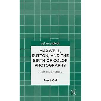 Maxwell Sutton och födelsen av färg fotografi A kikare studie av katt & Jordi