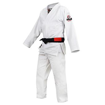 Fuji Sports Mens All Around Jiu Jitsu Gi - White