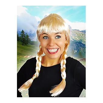 Wigs  Wig Heidi blonde