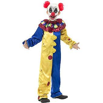 Goosebumps the clown costume