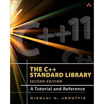 The C++ Standard Library - A Tutorial and Reference (2nd Revised editi