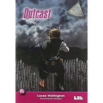Outcast by Lucas Wellington - Dave McTaggart - 9781855035812 Book