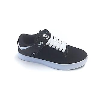 Osiris Black-White-Black Techniq Vulc Shoe