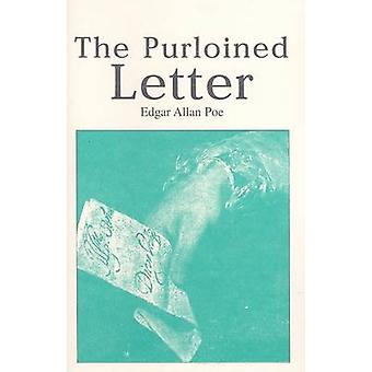 The Purloined Letter by Edgar Allan Poe - 9780895987525 Book