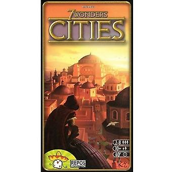 Cities Expansion for 7 Wonders Card Game