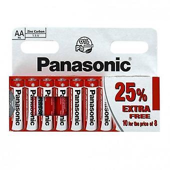 Panasonic AA Batteries - Pack of 10