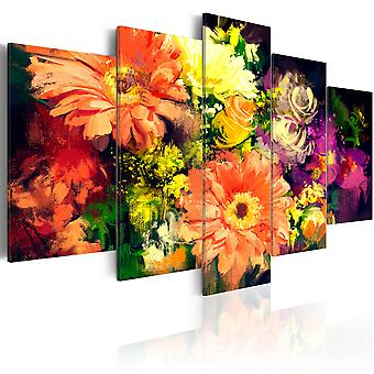 Canvas Print - Spring Collage