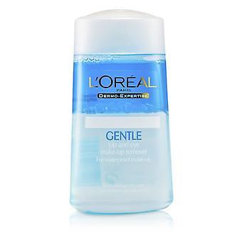 L ' oreal Dermo-ekspertise mild leppe og øye make-up Remover-125ml/4.2 oz