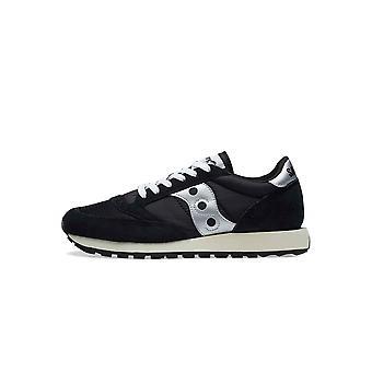 Saucony Saucony Black & White Jazz Original Vintage Sneaker