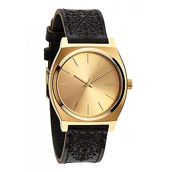 Nixon de tijd-Teller goud / sierlijke (A0451882)